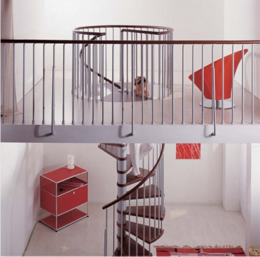 Винтовая лестница Klan 160
